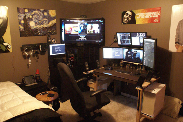 Really Amazing Battlestations