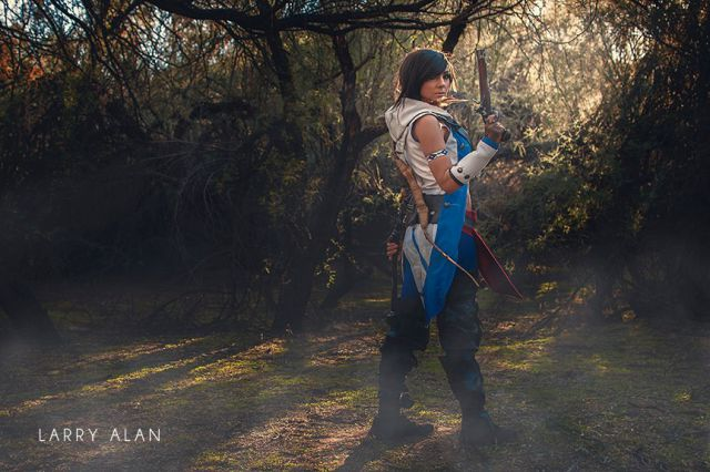 Sexy, Assassin's Creed, Cosplay Photoshoot