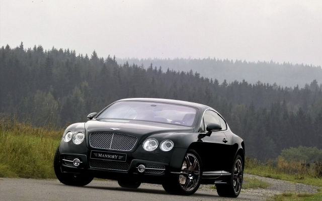 The Tragic Tale of a Luxury Bentley