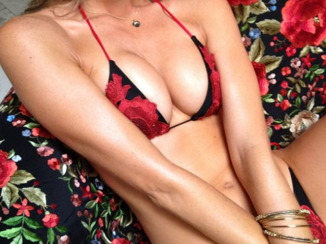 A Sneaky Backstage Look at the Sports Illustrated 2013 Swimsuit Models