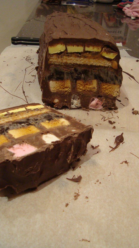 Make Your Own Amazing Giant Chocolate Bar (12 pics ...