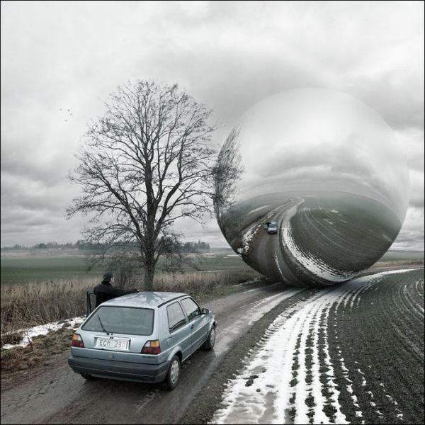 Captivating Surrealist Photography