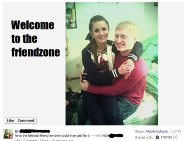 Enter the Friendzone. Part 3