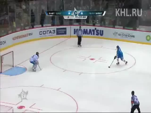 What an Awesome, Audacious Hockey Penalty Shot!