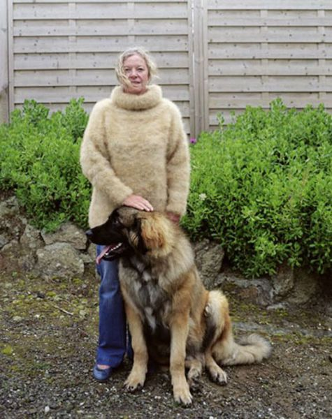 Would You Wear Your Dog's Fur?