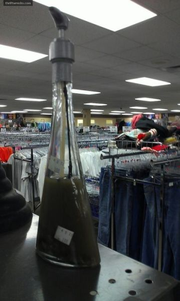 What Not to Buy at a Thrift Store