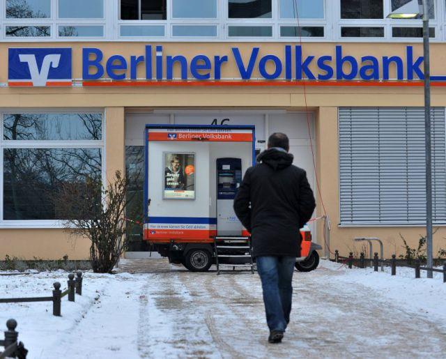 Berlin Bank Robbery