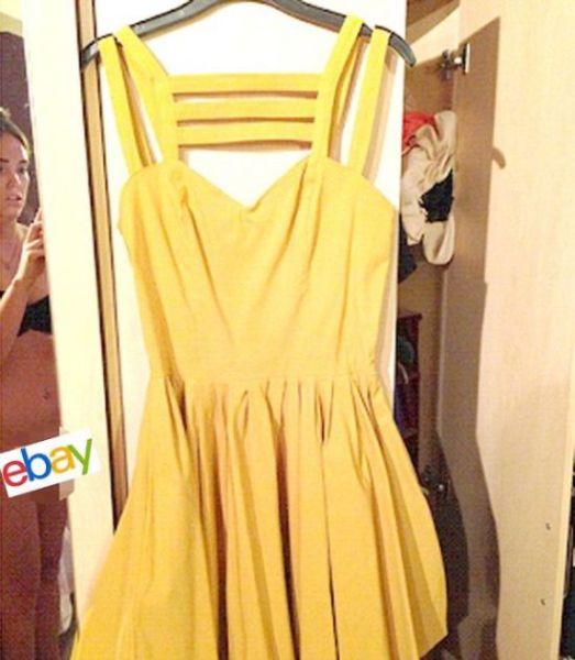 eBay Sellers Accidentally Bare All