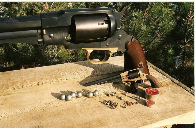 Largest Revolver Ever Made