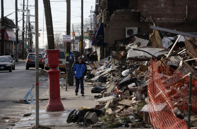 80 Days After Hurricane Sandy
