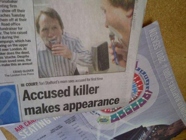 Hilarious News Fails. Part 2