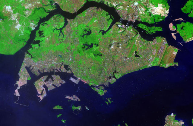 Out-of-this-world Satellite Images