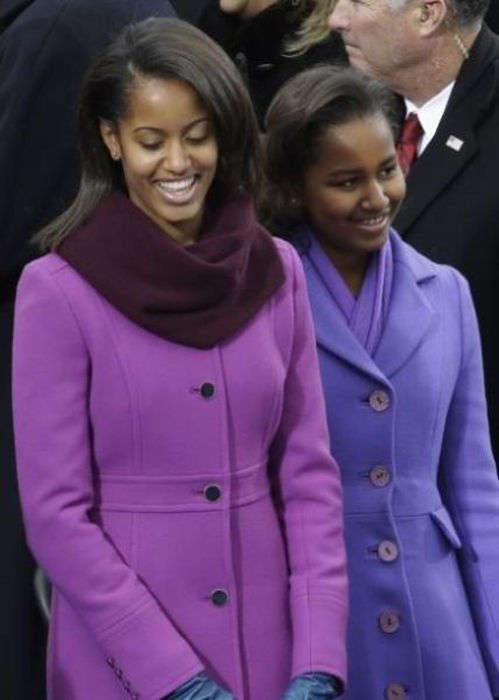 Sasha and Malia Obama Grow Up Before Our Eyes
