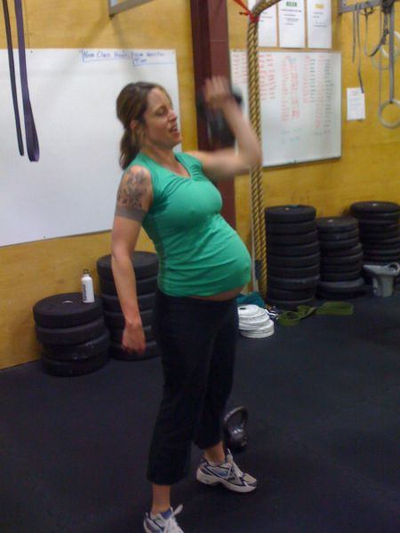 Should Pregnant Women Be Doing This?