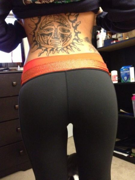 What's Not to Love about Yoga Pants? Part 5