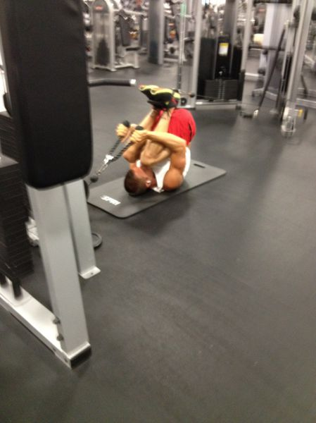 Hilarious Gym Moments Caught on Camera