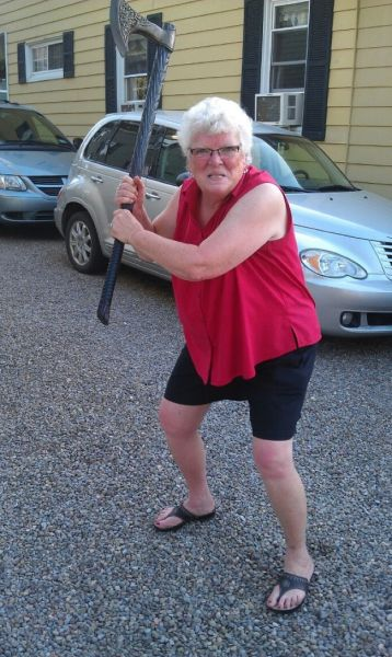Be Careful of These Gangsta Grandmas
