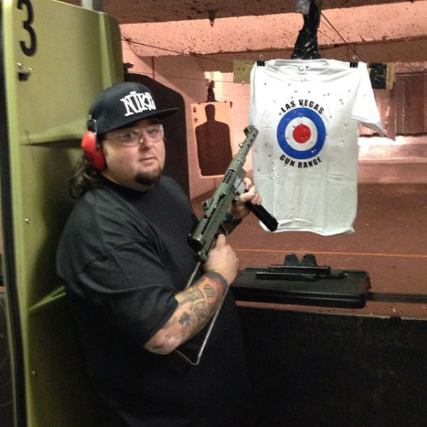 Pawn Stars' Chumlee Is Living the High Life