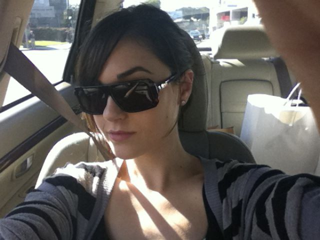 The Captivating Stunner Sasha Grey