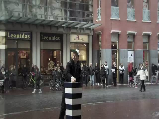 Quiet Dutch Square Goes Wild – Complete WTF Style
