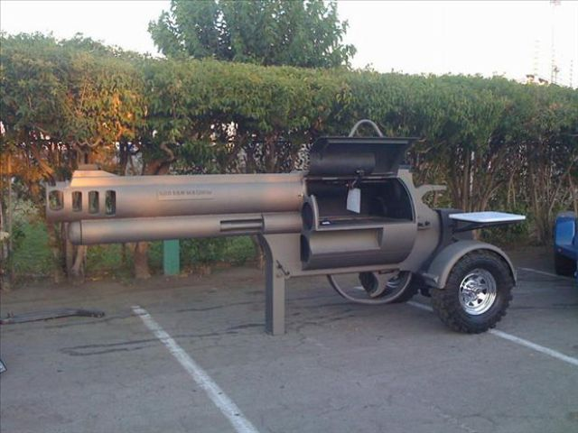 Taking Barbequing to a New Level