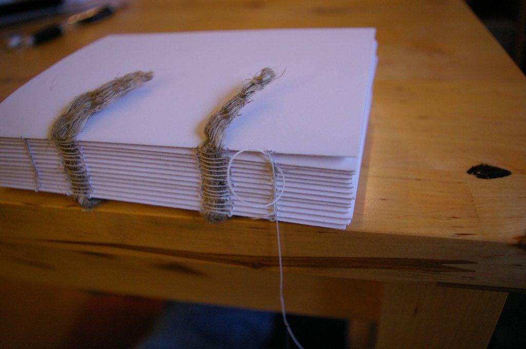 Как переплести бумагу своими руками