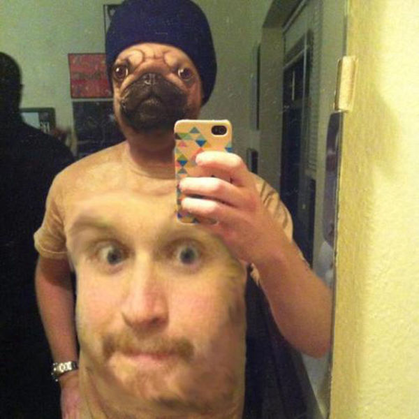 Creepy But Hilarious Face Swaps