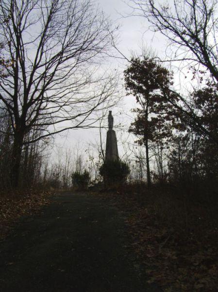 Deserted Religious Theme Park