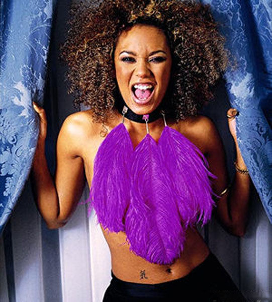 Mel B The Always Screaming Scary Spice 47 Pics 2 Gifs Picture