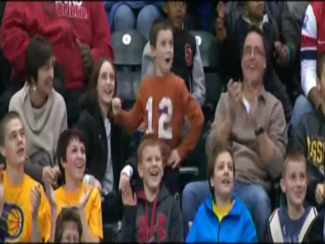 Funny Dancing Kid Steals the Show