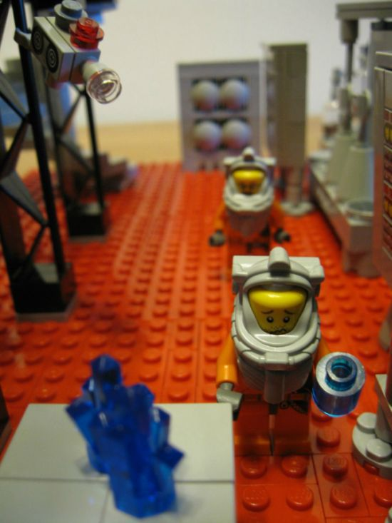 """The Set of """"Breaking Bad"""" in Lego"""