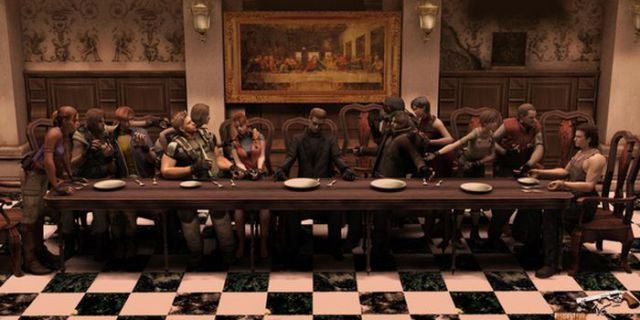 Pop Culture Spoofs Of The Last Supper 48 Pics 6 Gifs
