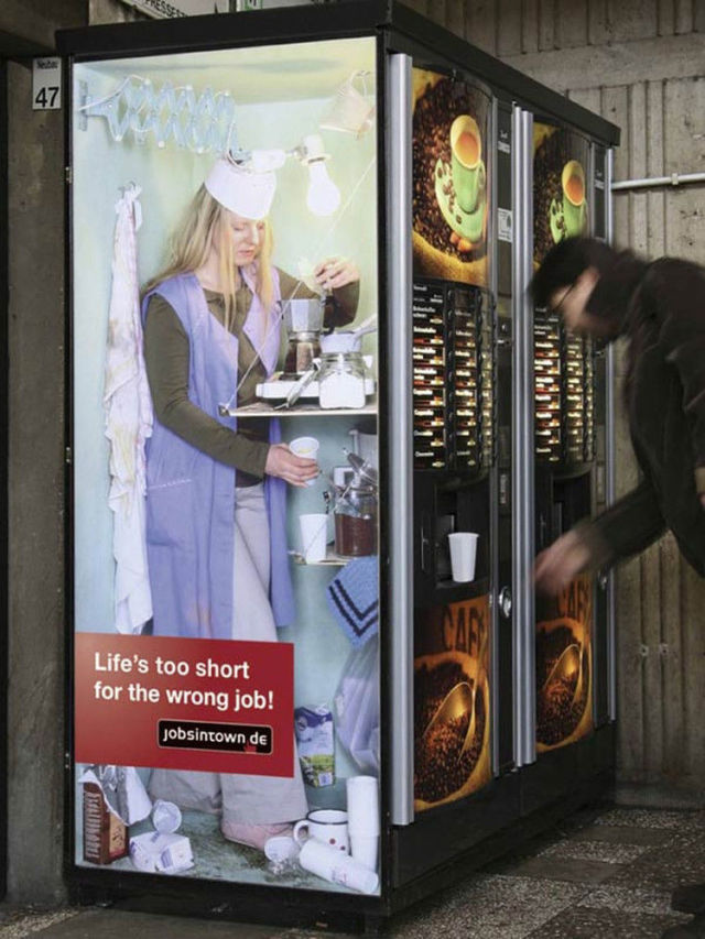 Oldie of the Day: Excellent German Recruitment Campaign