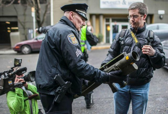 Seattle Residents Surrender Unusual Illegal Weapon to Police
