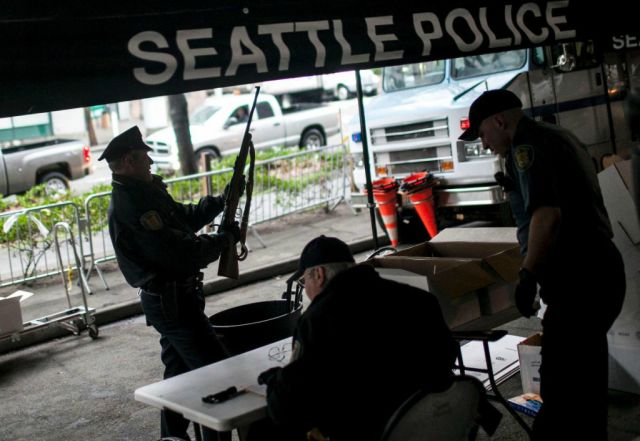 Seattle Residents Surrender Unusual Illegal Weapon to ...
