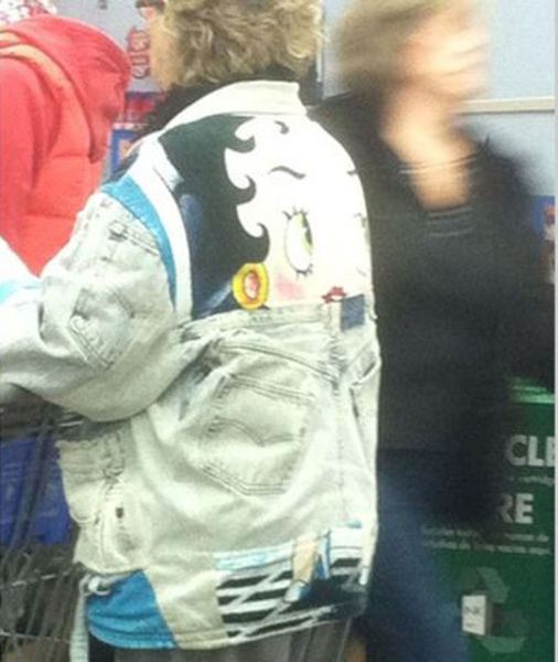 What You Can See in Walmart. Part 20