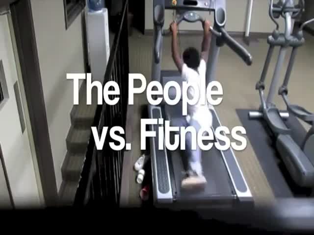 People vs Fitness