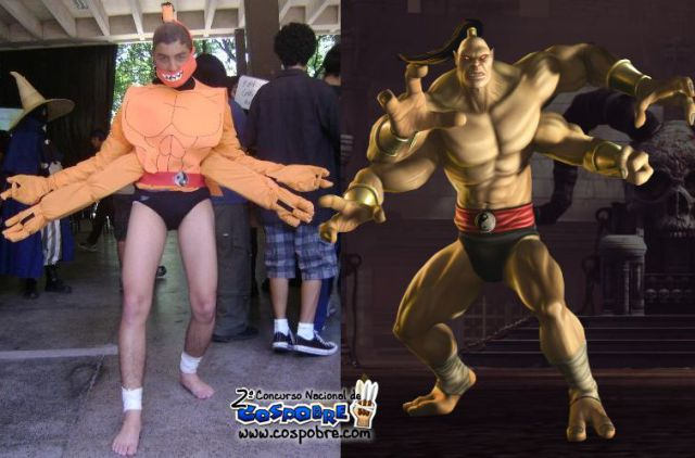 Ordinary People Try Their Hand at Cosplay