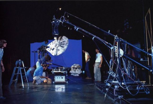 Behind the Scenes on Great Movie Sets