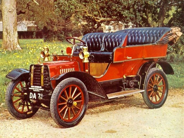 Cool Century Old Automobiles