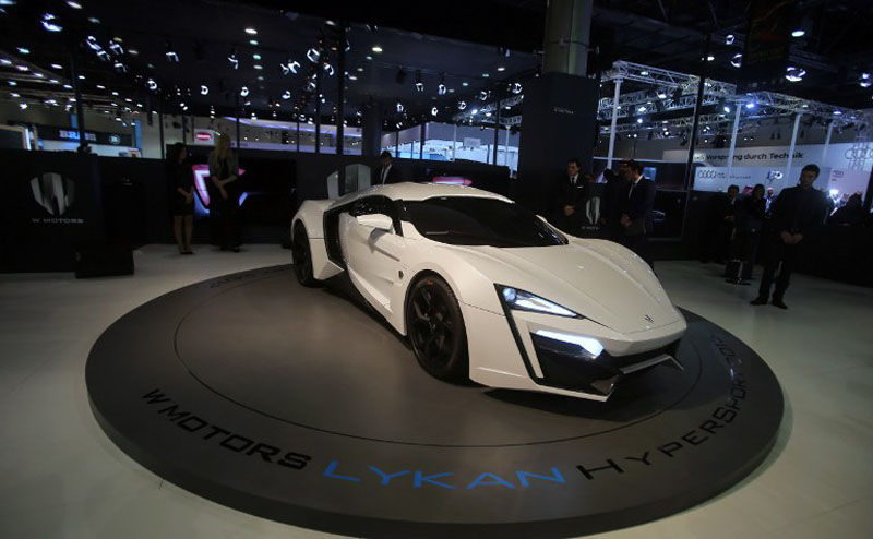 Самый дорогой авто фото