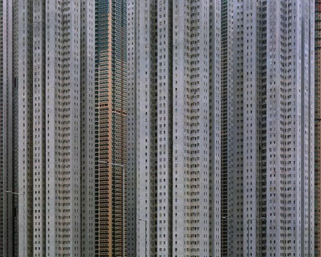 Enormous Hong Kong High Rises