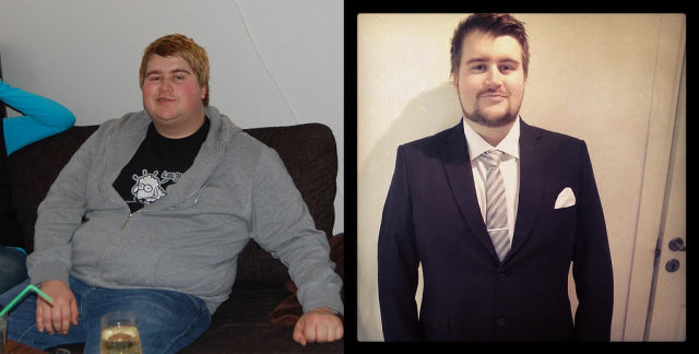 Fat People Who Slimmed Down: Before and After