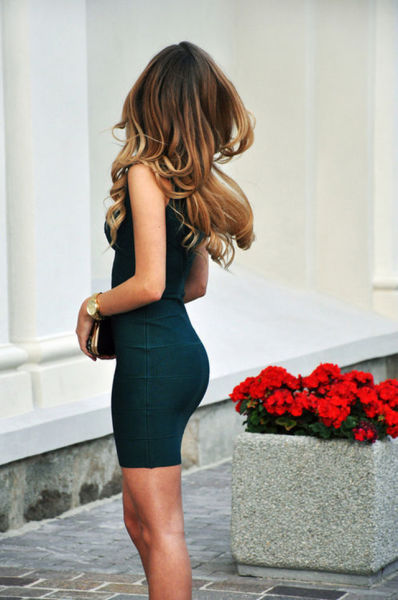 Oh My, Those Tight Dresses. Part 13