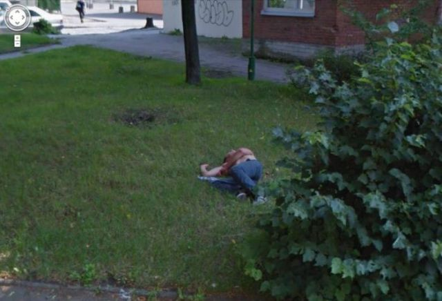 On the Streets of Lithuania