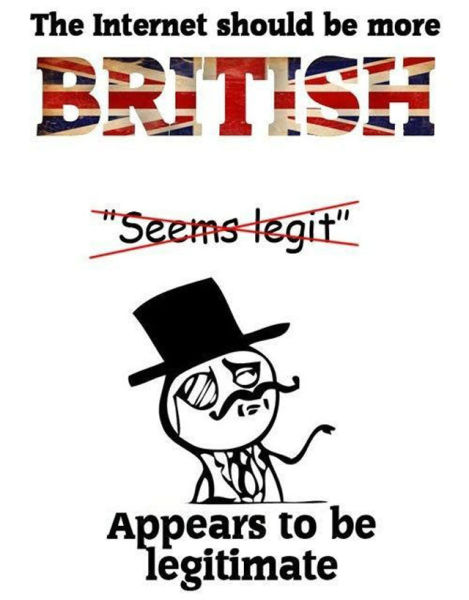 The Internet Gets a British Makeover