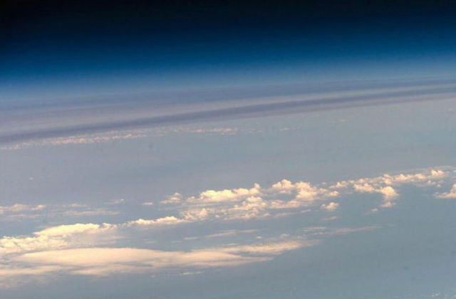 Extraordinary Images from the International Space Station
