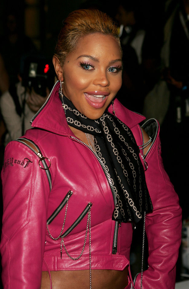 The Ever Changing Face Of Lil Kim 41 Pics Izismile Com