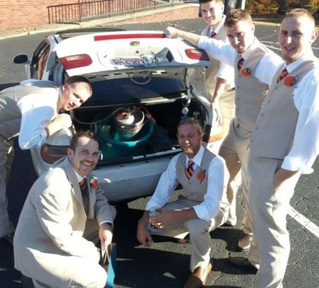 A Car Trunk That Every Man Will Love
