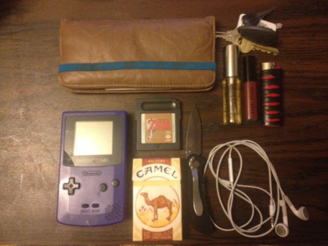 You Can Tell A Lot about A Person from their Personal Possessions